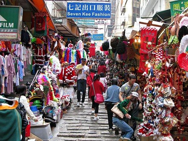 Mua hàng tại các chợ nổi tiếng Trung Quốc