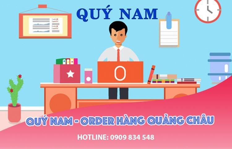 Quý Nam - đơn vị chuyên order hàng Quảng Châu giá rẻ, ship hàng về nước an toàn