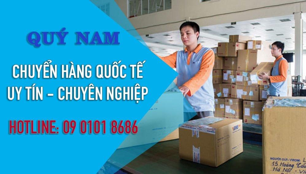 Quý Nam nhận chuyển hàng quốc tế đa dạng các loại mặt hàng, thực phẩm