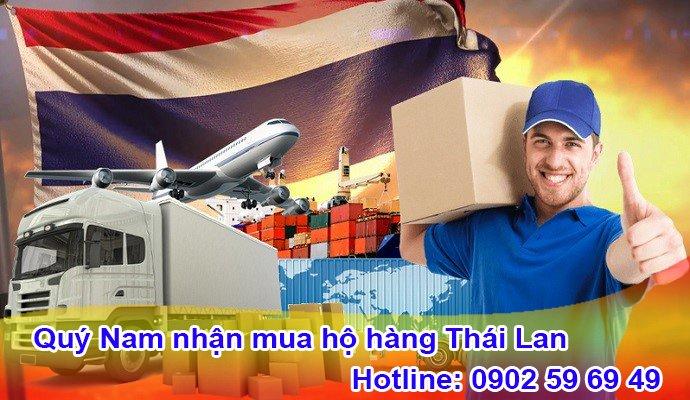Quý Nam đã hoạt động hơn 10 năm trên thị trường vận chuyển, mua hộ hàng Thái Lan