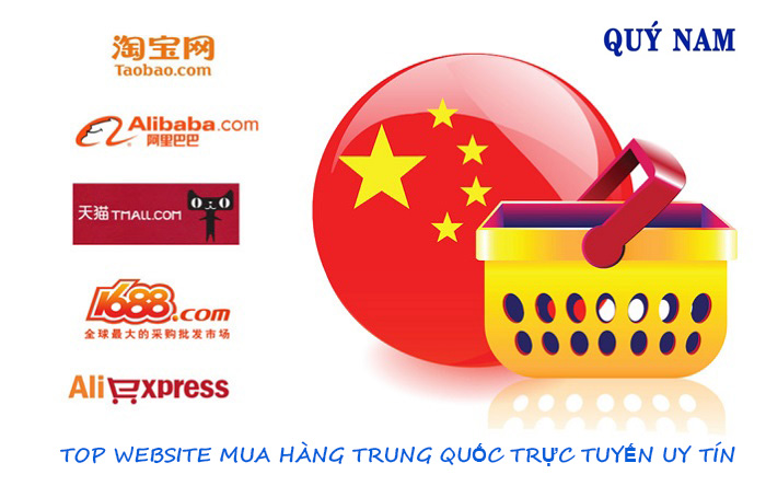 trang web mua hàng trung quốc