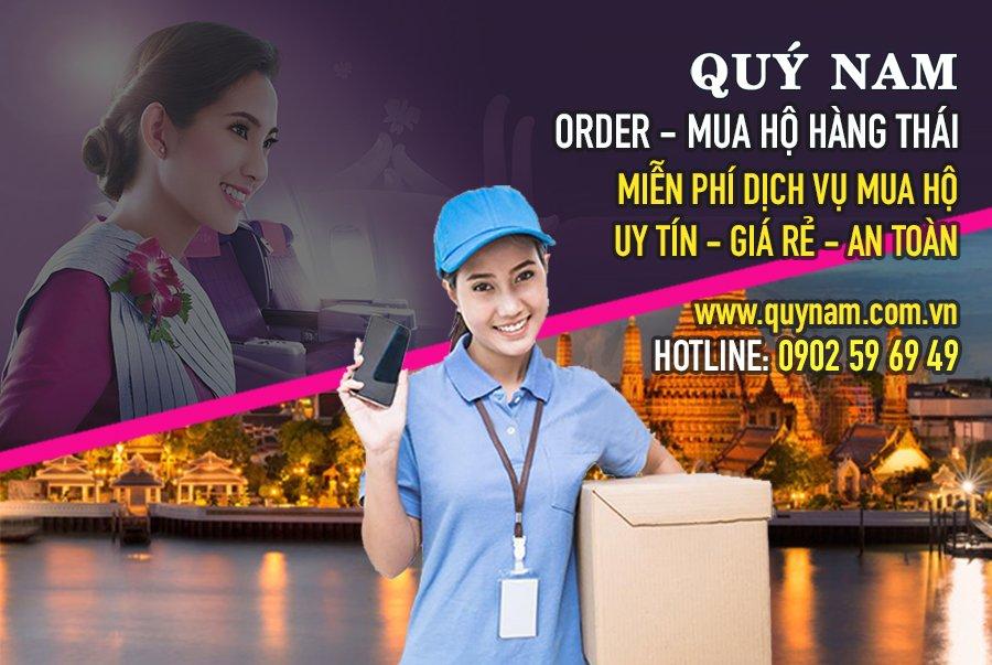 Sử dụng dịch vụ mua hộ hàng Thái Lan về kinh doanh tại Việt Nam đang là xu hướng rất phổ biến và được nhiều người yêu thích