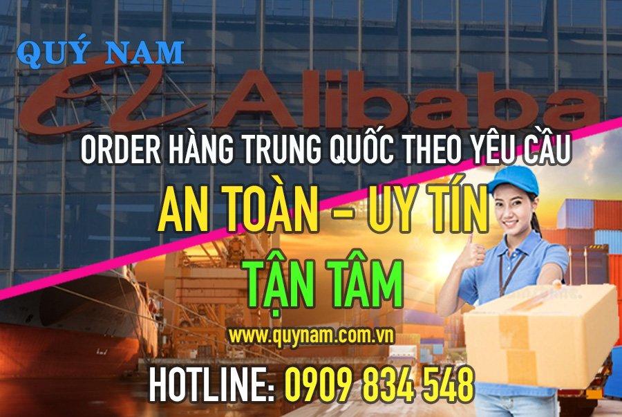 Quý Nam - order hàng Trung Quốc theo đúng yêu cầu của khách