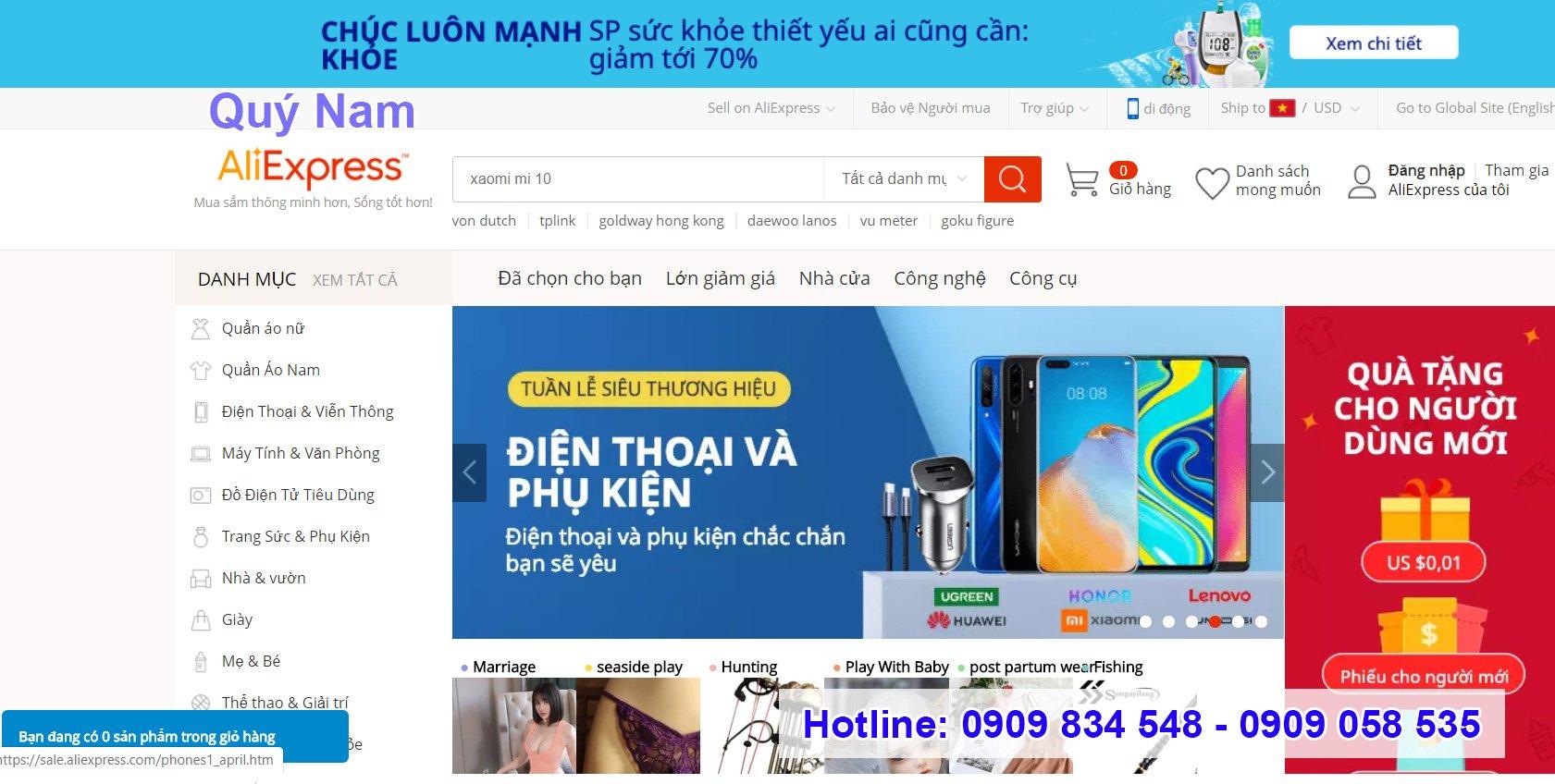Dịch trang sang tiếng Việt với công cụ của Chrome