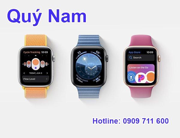 Chiếc đồng hồ nổi tiếng trên toàn thế giới - Apple watch