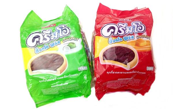 bánh kẹo thái lan nhập khẩu