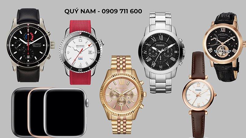 Một số dòng đồng hồ xách tay Mỹ nổi bật