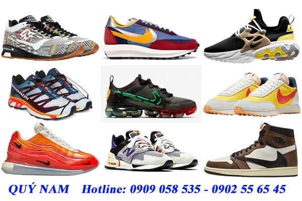 Giày dép cũng là mặt hàng hiệu quả cho các chủ kinh doanh