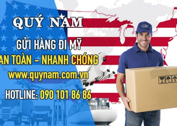 Gửi hàng đi Mỹ giá rẻ