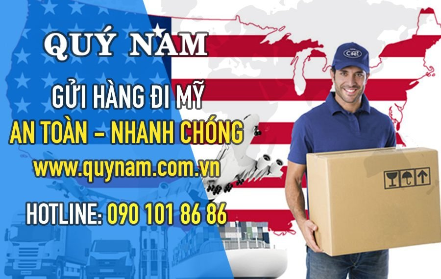 Dịch vụ gửi hàng đi Mỹ tại Quý Nam rất chuyên nghiệp, tiện lợi