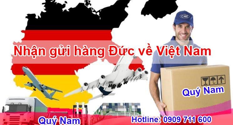 Quý Nam - chuyển gửi hàng Đức chuyên nghiệp, uy tín