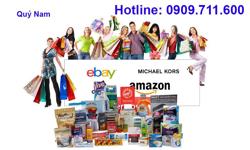 Dịch vụ order hàng Mỹ của Quý Nam giúp bạn mua sắm hàng Mỹ dễ dàng hơn