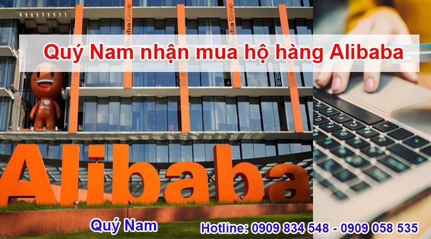 Mua hộ hàng Alibaba