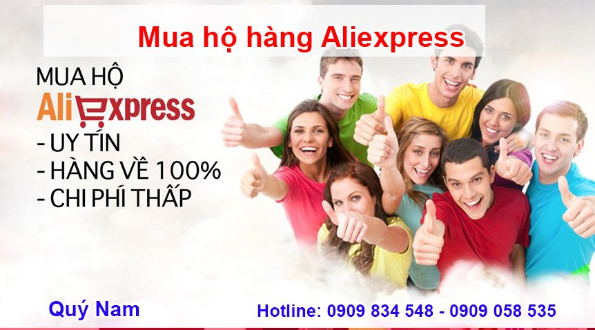 Quý Nam - chuyên nhập hàng Aliexpress uy tín