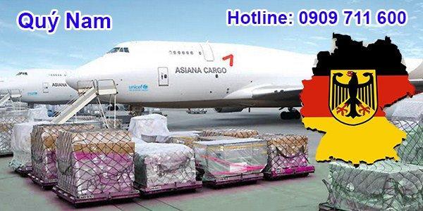 Nhu cầu vận chuyển hàng Đức tăng nhanh trong những năm gần đây