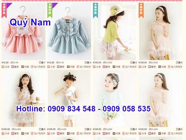 Link xưởng quần áo trẻ em 1688 - nguồn hàng chất lượng giá rẻ