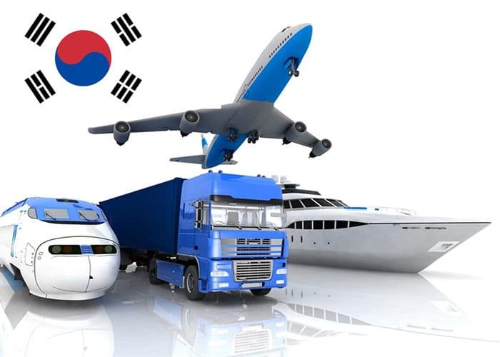 vận chuyển hàng từ hàn quốc về việt nam