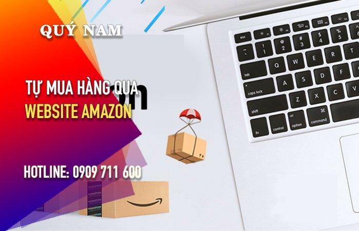 Order hàng Amazon