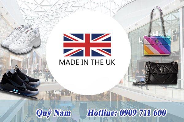 Hàng UK ngày càng được nhiều người Việt ưa chuộng