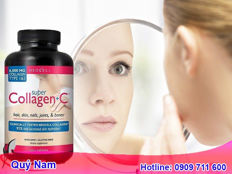 Collagen Mỹ là sản phẩm sức khỏe hoàn hảo