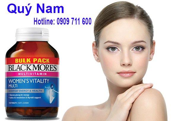 Đây là sản phẩm vitamin cho phụ nữ được nhiều người tin tưởng lựa chọn
