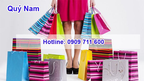 Hàng Mỹ xách tay là các sản phẩm bán tại Mỹ được mang về Việt Nam