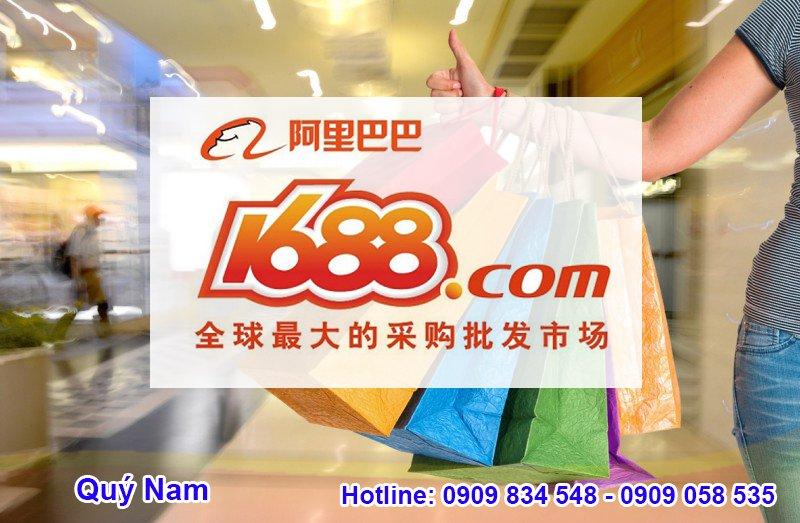 Quý Nam nhận mua hộ hàng trên 1688 về Việt Nam an toàn