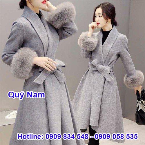 Với những cô nàng theo phong cách quý phái, thanh lịch thì lựa chọn mẫu áo này là rất phù hợp