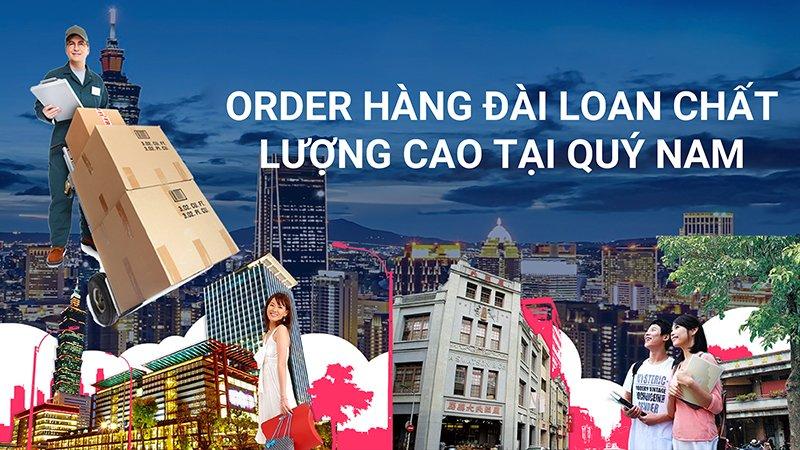 Hàng Đài Loan giá tốt tại Quý Nam