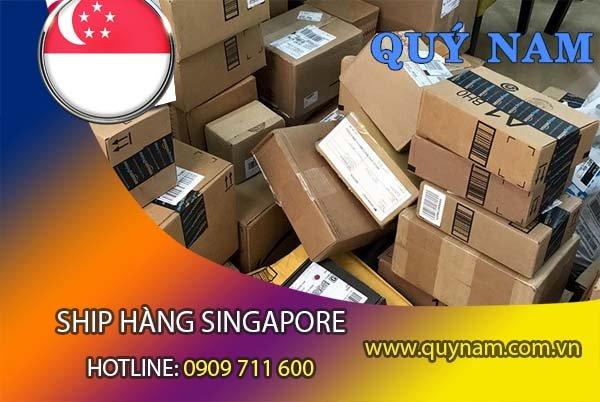 Dịch vụ ship hàng Singapore