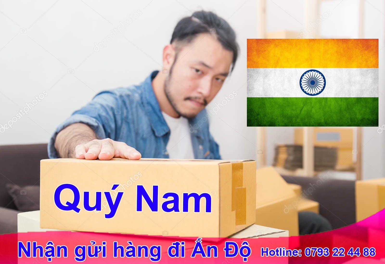 gửi hàng đi india