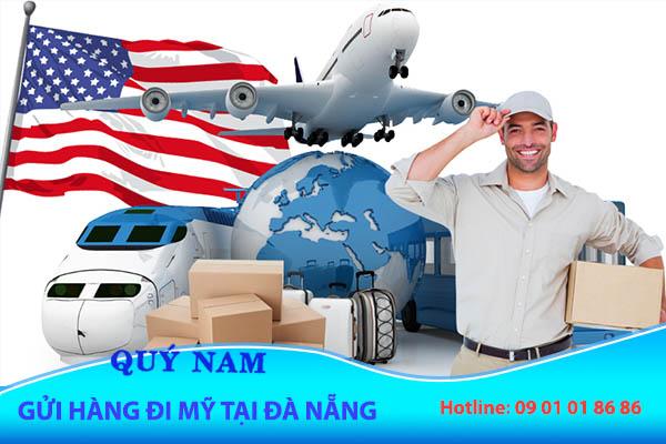 Gửi hàng đi Mỹ tại Đà Nẵng