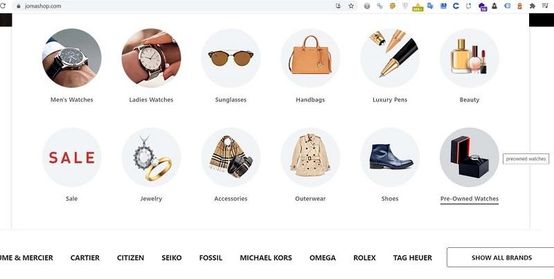 trang web mua hàng ở mỹ