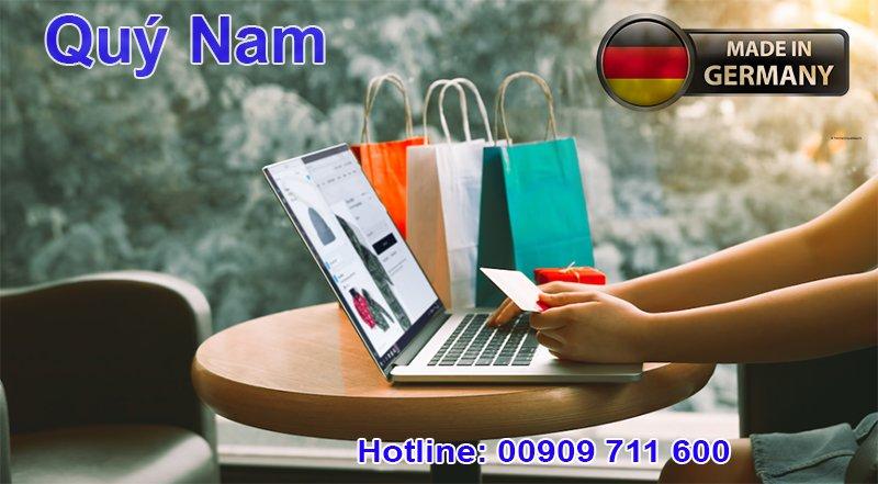 Nhu cầu mua hàng Đức của người Việt Nam ngày càng tăng cao
