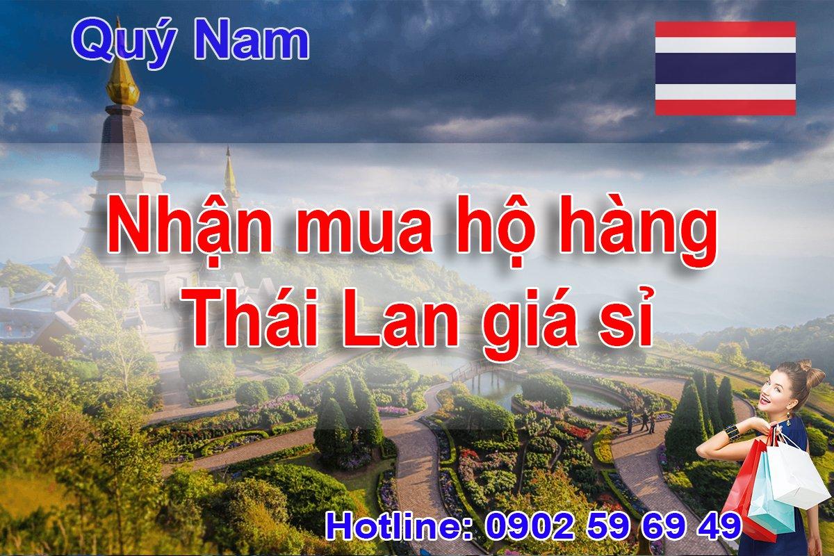 Quý Nam cam kết hỗ trợ quý khách nhanh chóng nhập được nguồn hàng Thái Lan giá tốt, chất lượng cao