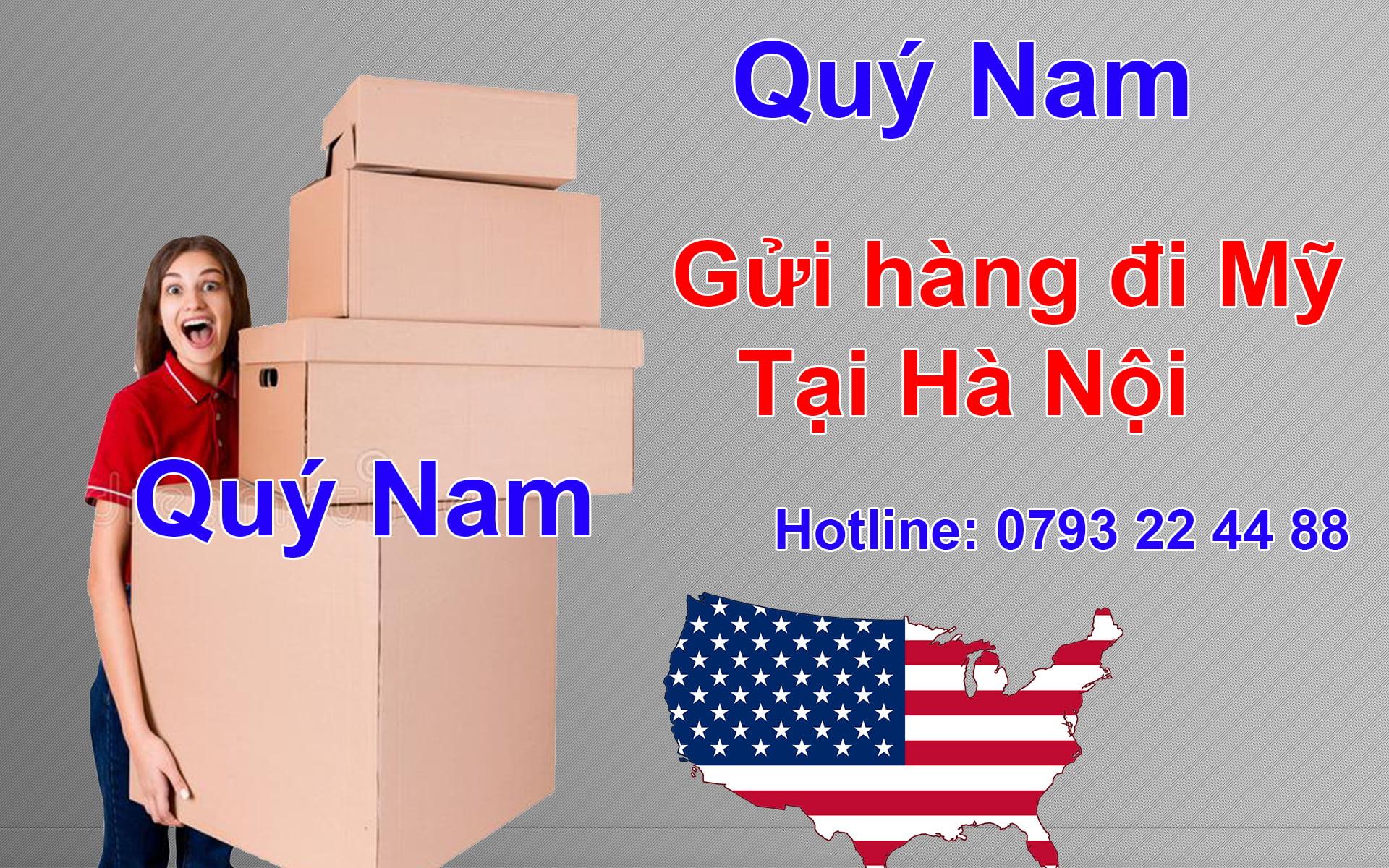 Dịch vụ vận gửi hàng đi Mỹ phát triển và có nhiều đơn vị cung cấp