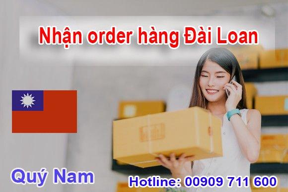 Quý Nam nhận order hàng Đài Loan về Việt Nam giá rẻ