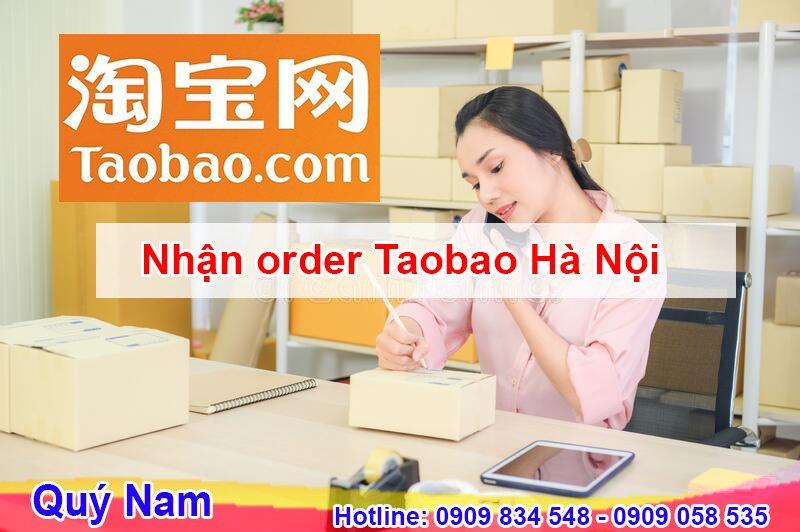 Quý Nam nhận order hàng Taobao về Hà nội uy tín giá rẻ