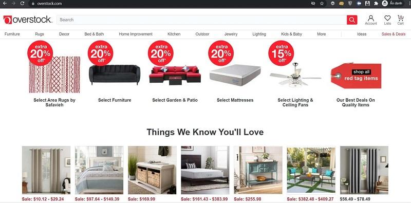 web order hàng mỹ