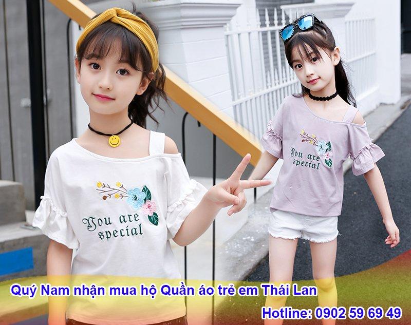 Buôn bán quần áo trẻ em Thái Lan đem lại nhiều lợi ích cho người kinh doanh