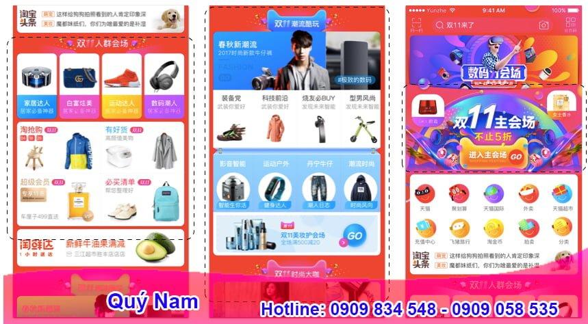 Mua hàng Taobao tiếng Việt giúp bạn thao tác trên trang thuận tiện hơn
