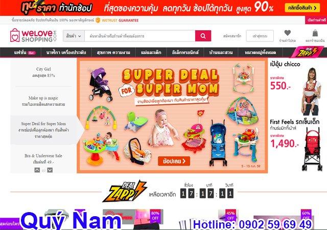 Khi mua hàng online tại các trang web Thái Lan, bạn sẽ có những ưu điểm và gặp phải một số bất cập