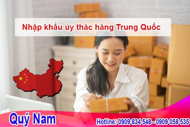 Quý Nam- đơn vị cung cấp dịch vụ nhập khẩu ủy thác uy tín