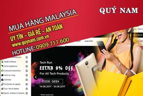 Nền tảng thương mại hàng đầu Malaysia