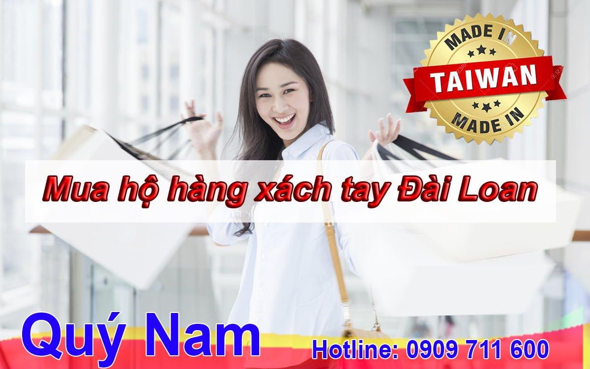 Sử dụng dịch vụ order hàng Đài Loan giá xưởng