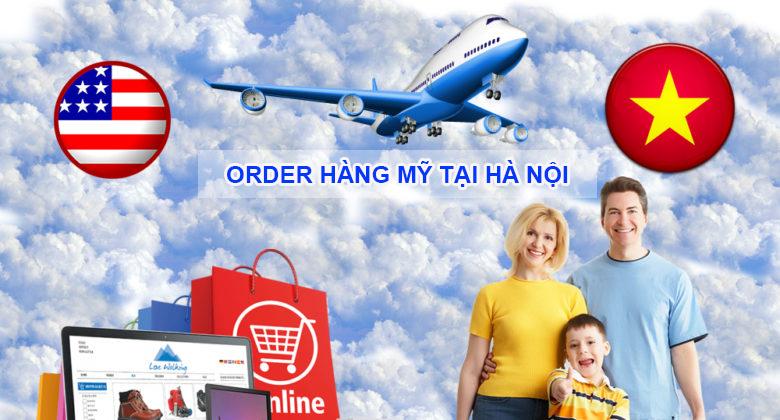 nhận order hàng mỹ tại hà nội
