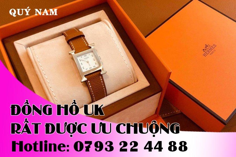 Các sản phẩm đồng hồ UK rất được ưa chuộng