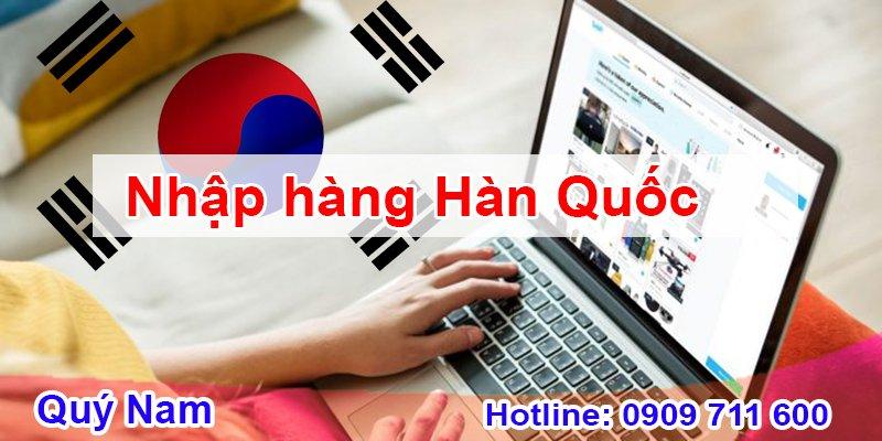 Quý Nam là đơn vị vận chuyển quần áo Hàn Quốc chất lượng hàng đầu