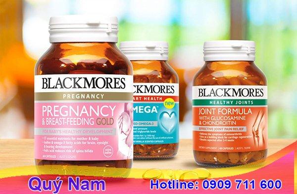 Blackmore thực phẩm chức năng Úc
