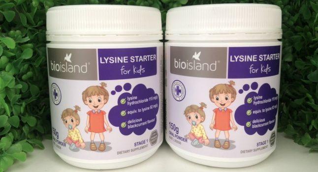 Bio Island Lysine for Kid